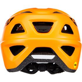 MET Echo MIPS Helmet orange matte